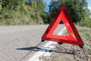 Safe Waiting For Roadside Assistance